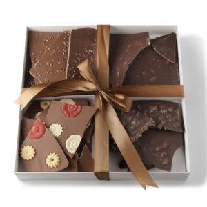 שברי שוקולד