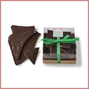 שברי שוקולד מריר